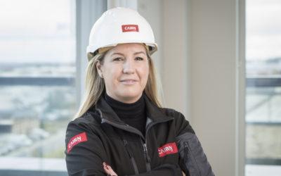Women in construction: Helen J Finlay