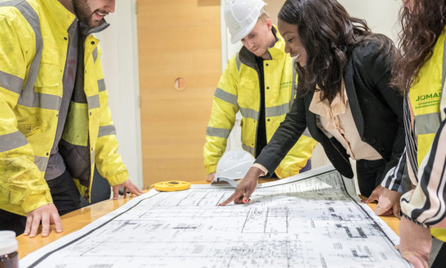 Women on board: Female construction leaders on how to stand up, stand out and stand tall